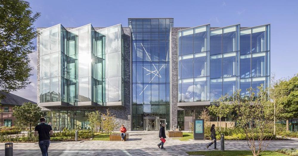 The Hub, Manchester Science Park
